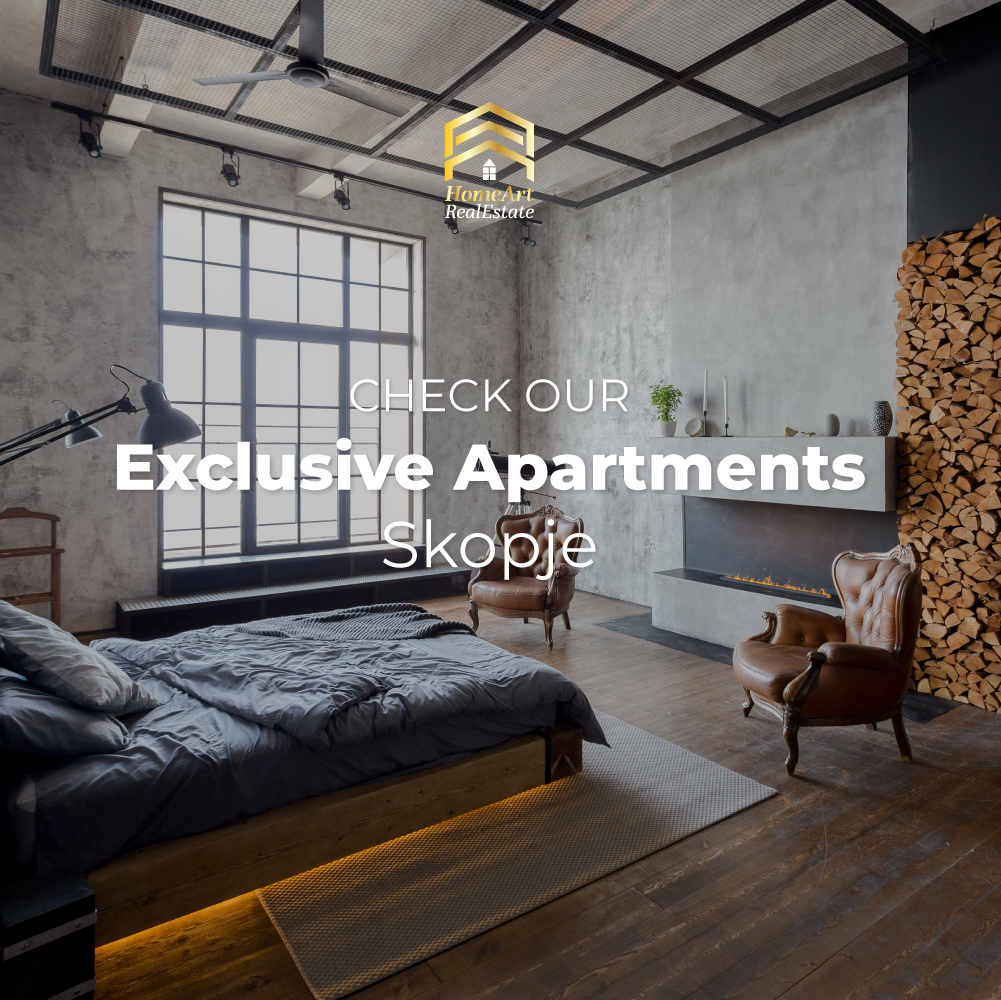 Homeart exclusive apartments skopje popup